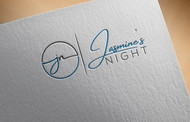 Jasmine's Night Logo - Entry #7