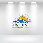 Sunshine Homes Logo - Entry #584