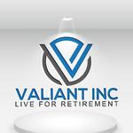 Valiant Inc. Logo - Entry #319