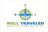 Well Traveled Logo - Entry #6