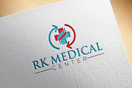 RK medical center Logo - Entry #137