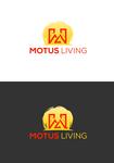 Motus Living Logo - Entry #116