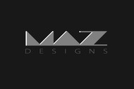 Maz Designs Logo - Entry #151