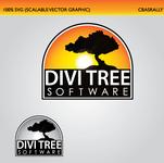 Divi Tree Software Logo - Entry #17