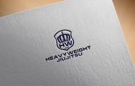 Heavyweight Jiujitsu Logo - Entry #132