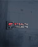 Stealth Projects Logo - Entry #19