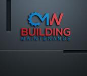 CMW Building Maintenance Logo - Entry #420