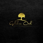 Golden Oak Wealth Management Logo - Entry #112
