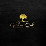 Golden Oak Wealth Management Logo - Entry #112