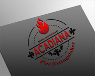 Acadiana Fire Extinguisher Sales and Service Logo - Entry #224