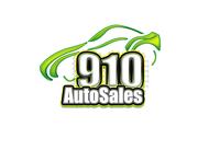 910 Auto Sales Logo - Entry #89