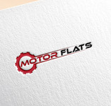 The Flats at Maple & Motor Logo - Entry #46