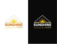 Sunshine Homes Logo - Entry #199