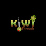 Kiwi Threads Logo - Entry #3