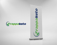 Frappaketo or frappaKeto or frappaketo uppercase or lowercase variations Logo - Entry #79