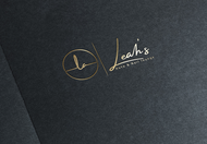 Leah's auto & nail lounge Logo - Entry #94