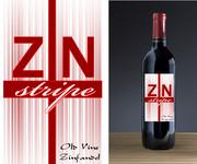 Zin Stripe Logo - Entry #18