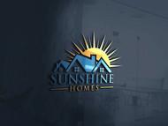 Sunshine Homes Logo - Entry #586