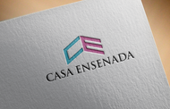 Casa Ensenada Logo - Entry #30