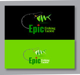 Epic Fishing Tackle Logo - Entry #62