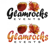 Glamrocks Events needs your design skills! Logo - Entry #12