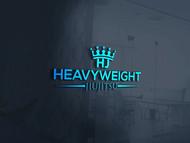 Heavyweight Jiujitsu Logo - Entry #7