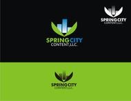 Spring City Content, LLC. Logo - Entry #80