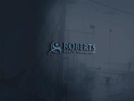 Roberts Wealth Management Logo - Entry #242