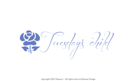 Tuesday's Child Logo - Entry #78