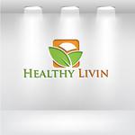 Healthy Livin Logo - Entry #540
