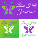 Lilac Hill Greenhouse Logo - Entry #158