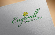 Engwall Florist & Gifts Logo - Entry #26