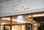 Four love Logo - Entry #313