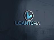 Loantopia Logo - Entry #106