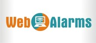 Logo for WebAlarms - Alert services on the web - Entry #152