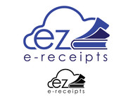 ez e-receipts Logo - Entry #64