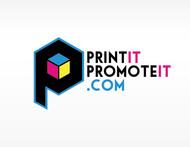 PrintItPromoteIt.com Logo - Entry #232