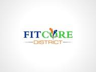 FitCore District Logo - Entry #156