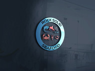 Rock Solid Seafood Logo - Entry #179