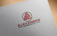 ellie's essence candle co. Logo - Entry #35