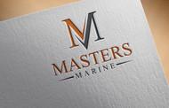 Masters Marine Logo - Entry #450
