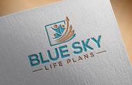 Blue Sky Life Plans Logo - Entry #122