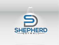Shepherd Drywall Logo - Entry #118