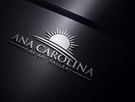 Ana Carolina Fine Art Gallery Logo - Entry #158