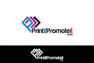 PrintItPromoteIt.com Logo - Entry #208