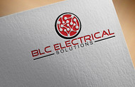BLC Electrical Solutions Logo - Entry #101
