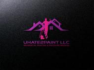 uHate2Paint LLC Logo - Entry #29