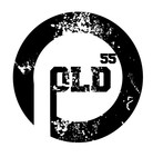 """""""OLD 55"""" - mid-century vintage furniture and wares store Logo - Entry #122"""