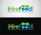 iHireFood.com Logo - Entry #91