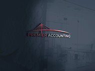 Premier Accounting Logo - Entry #45